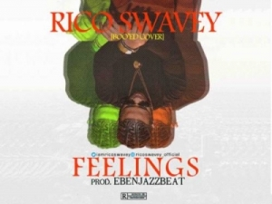 """Rico Swavey - """"Feelings"""" (Boo'd Up Cover)"""
